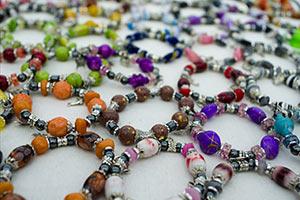 Shopping for bracelets