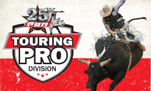 PBR Bull Ride Saturday Night