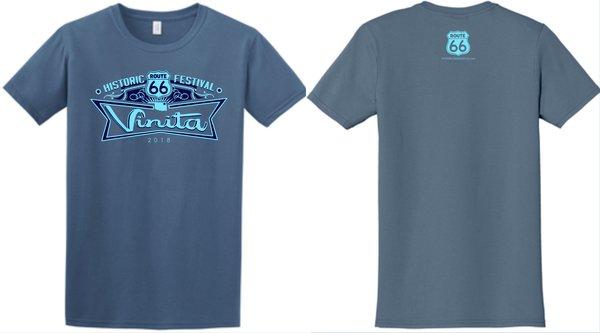 Vinita Route 66 Festival t-shirt