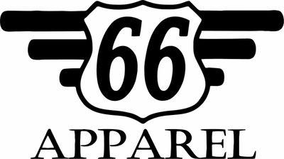 66 Apparel logo