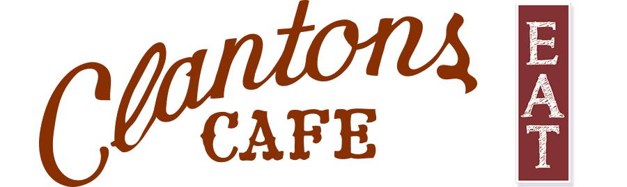 Clantons Cafe logo
