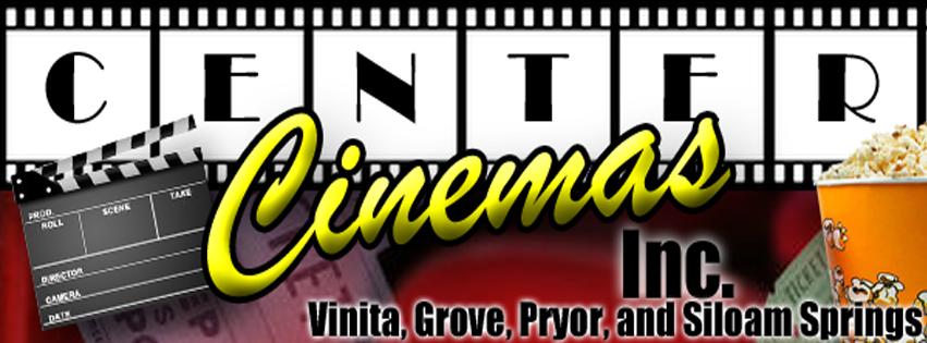 Center Cinemas logo