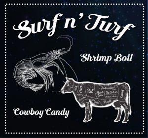 Surf n' Turf by Piguet's Prime Time